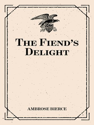 cover image of The Fiend's Delight